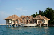 Song Saa : Private Remote Island Resorts In Cambodia : Amazing Over Water Villa Exterior Design At Song Saa Island
