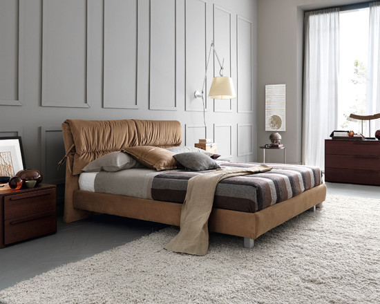 Cozy Wall Paneling Styles: Amusing Eclectic Bedroom Wall Paneling Styles Long And Short Rell Paneling Gray Walls Bronze Velvet Sofa