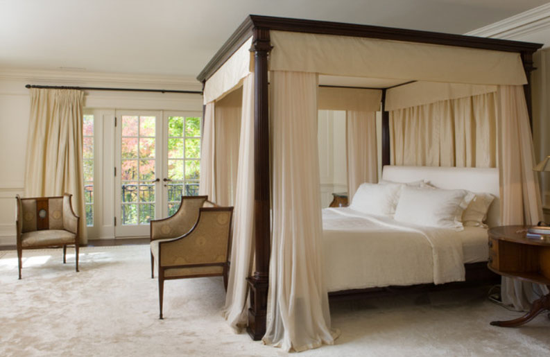 ... Flaunt Your Bedrooms with Decorative Canopy Beds (part-2) : An Elegant  Custom ...
