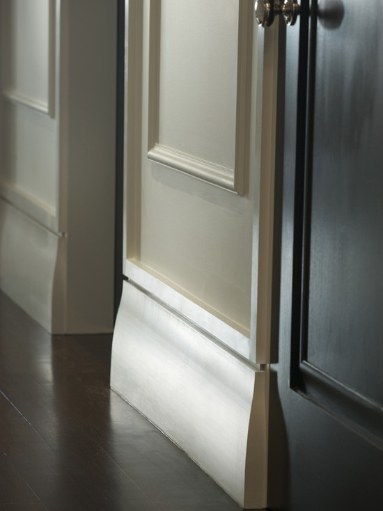 Very Cool Baseboards Styles : Awesome Home Design Baseboards Styles Trim Prime The Walls Then Install The Baseboards And Paint Them