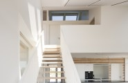 Home For Life: The First Active House In The World : Awesome Home For Life Stairs Design With Wooden Flooring Ideas
