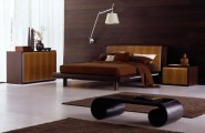 Glamourous Stylish Italian Furniture With Astonishing Details : Awesome Modern Italian Room Decoration With A Dazzling Selection Of Flooring Materials And Furniture Design In Brown Color