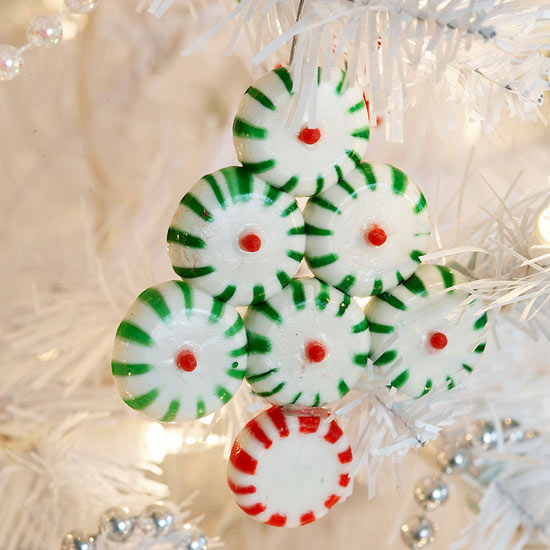 Sweet Christmas Candy Decoration Ideas: Beautiful Christmas Candy Decoration Sweet Candy Trims