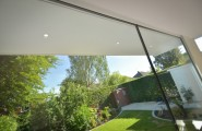 Strict Budget Extension Contemporary Garden Room Design : Beautiful Garden View From Garden Room