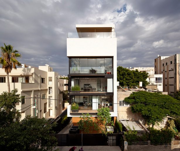 Large Glass Wall Home Living With Rooftop Swimming Pool Design Ideas: Beautiful Large Glass Wall Home Exterior Design With Rooftop Swimming Pool Ideas ~ stevenwardhair.com Chairs Inspiration