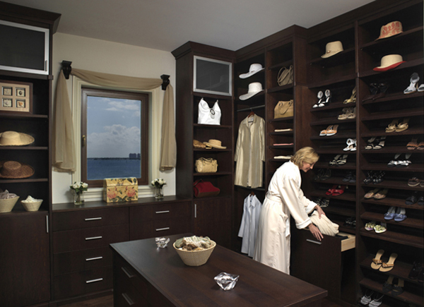 Walk In Closet Designs Pictures: Beautiful Woman Walk In Closets Design Ideas