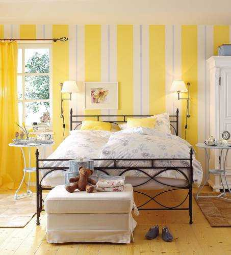 Paint Colors For Small Bedroom Ideas Best Beautiful Yellow Stripe Color