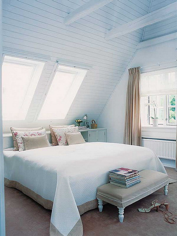 Small Bedroom Color Scheme Ideas Part - 45: Paint Colors For Small Bedroom Ideas : Best Paint Colors Ideas For Pretty  Soft Blue Color