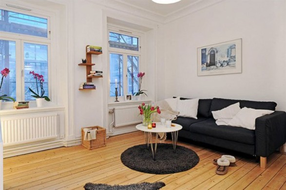 Apartments: Best Studio Apartment Decorating Ideas With ...