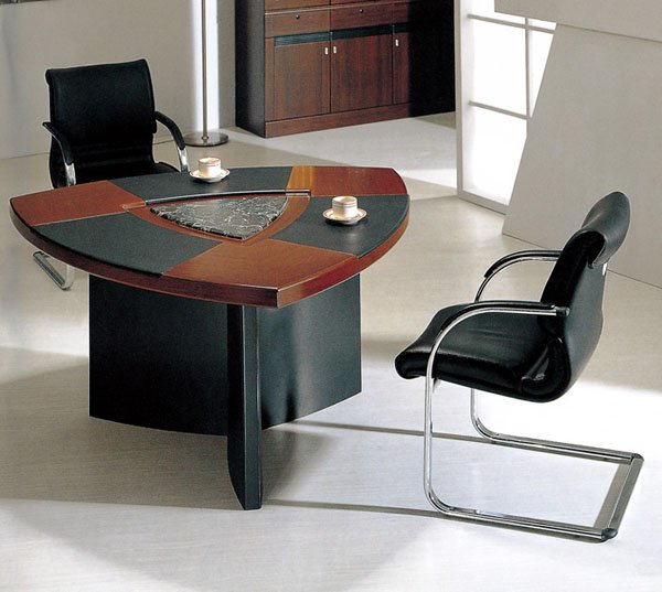 Triangle Conference Table Theminecraftservercom Best Resume - Small conference table and chairs