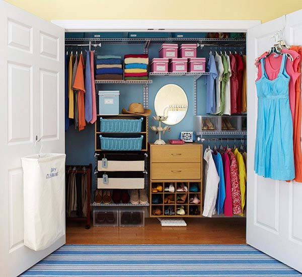 Walk In Closet Designs Pictures: Cozy Walk In Closets Design Wooden Door Ideas