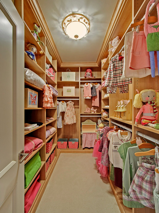 Beautiful Baby Closet Organizer Ideas: Cute Ideas For Staging Kiddos Closet Baby Closet Organizer Design
