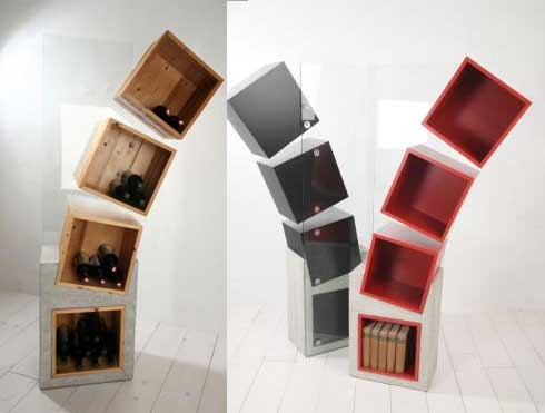 Pictures Of Inspiring Bookshelves : Cz Creosas Prove Bookshelves