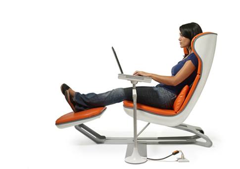 Pictures Of Best Hi-Tech Computer Chair For Gaming : DayBed Computer Chair For Gaming