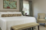 Apply Blinds And Curtains Together : Enchanting Traditional Bedroom Blinds And Curtains Together Traverse Rods Contain Plastic Carriers With Holes To Suspend Pleated Draperies Attached With Pin Hooks