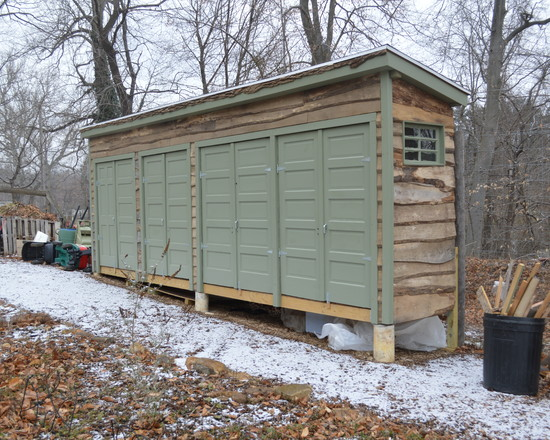 Oustanding Wood Shed Ideas: Garden Shed Part Of The Skunk Hollow Community Farm At Eclectic Garage And Shed
