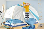 Genius Ways To Decorate Kids Rooms According To Their Favorites : Genius Ways To Decorate Kids Rooms According To Their Favorites With Sailor Man Study Desks To Closets To Covered Storage Boat Shaped And Parquet