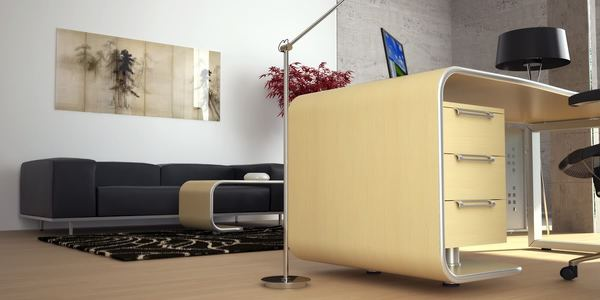 Pictures of Gorgeous Desk Designs : Gorgeous Desk Design By Aura 2