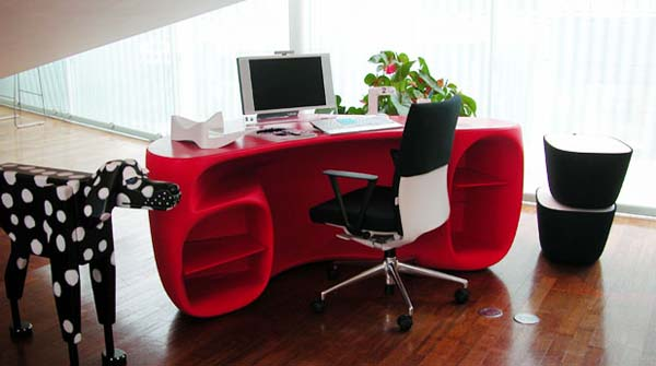 Pictures of Gorgeous Desk Designs : Gorgeous Desk Design By Baobab 2