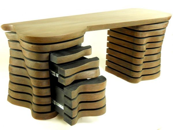 Pictures of Gorgeous Desk Designs : Gorgeous Desk Design By Robert Brou 1