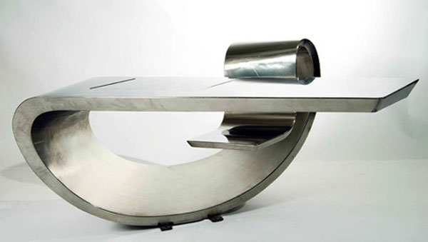 Pictures of Gorgeous Desk Designs: Gorgeous Desk Design Ingrand 1