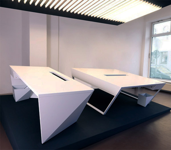 Pictures of Gorgeous Desk Designs: Gorgeous Desk Design Kenzo Air 2