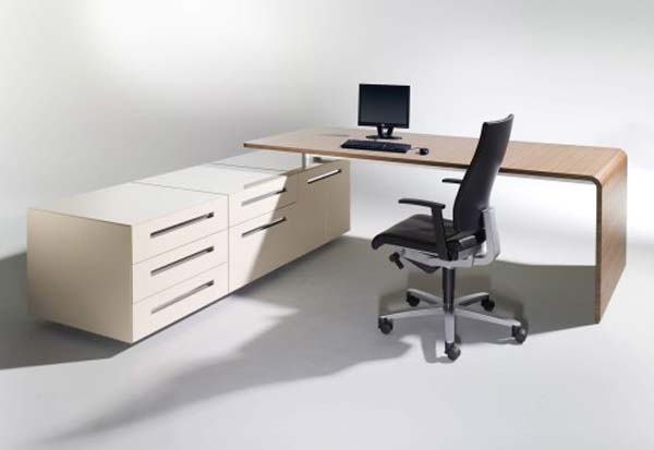 Pictures of Gorgeous Desk Designs : Gorgeous Desk Design Lane Desk 3