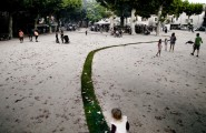 Green Carpet Installation In France : Green Carpet Instalation In Jaujac France 6