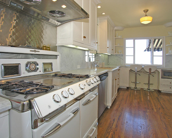 Kitchen Designs Historic Los Angeles Eclectic Kitchen With Kitchen - Kitchen table los angeles