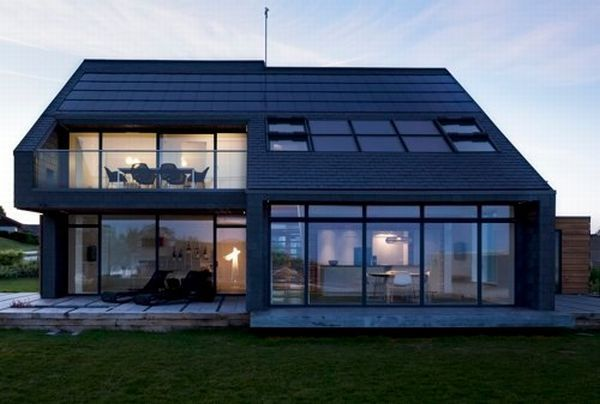 Best 10 Self Sustainable House : Home For Life Sustaianble Low Energy Consumption House Design In Denmark