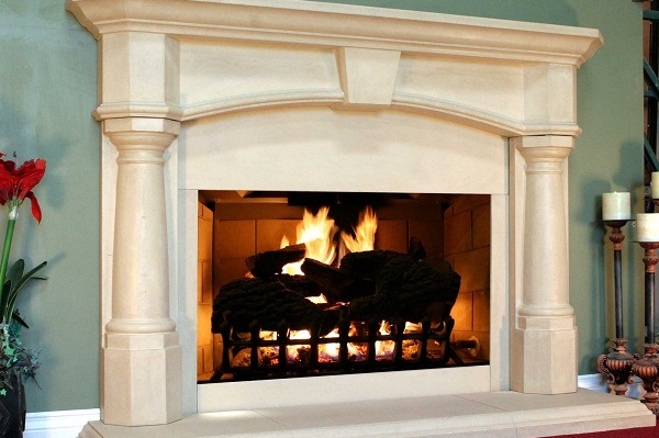 How To Save Money On Your Home Heating Systems: How To Save Money On Heat Cool Fireplace Ideas