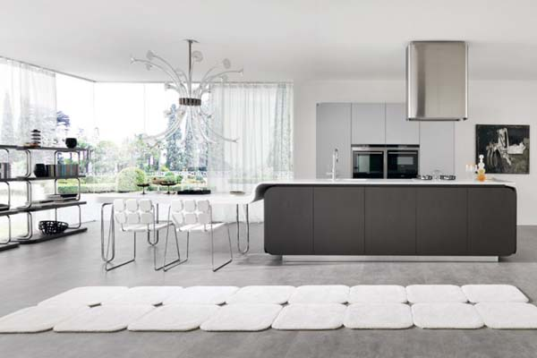 ... IT IS Kitchen, Cooking With Love : IT IS Kitchen 8 Amazing Euromobil  Modern ...