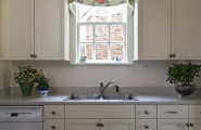 Amazing Kitchen Window Valances : Kitchen Window Treatment Idea With Perfect Valance