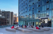 Mercedes House Manhattan Luxury Residences Building, Designed For Life : Mercedes House Amenities 1
