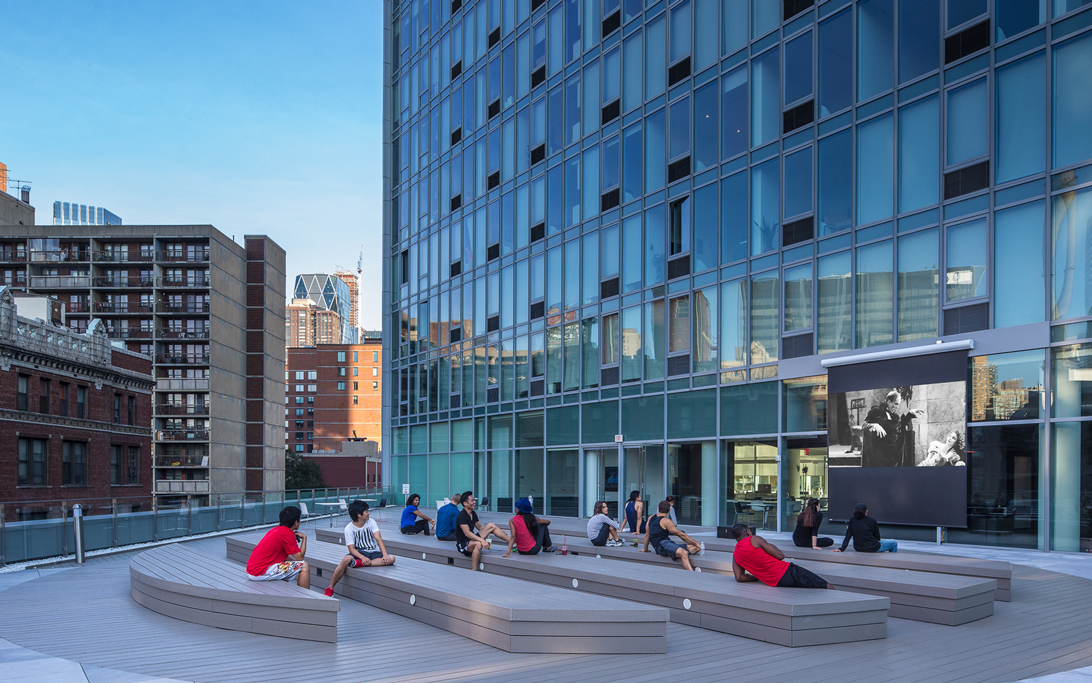 Mercedes House Manhattan Luxury Residences Building, Designed For Life: Mercedes House Amenities 1