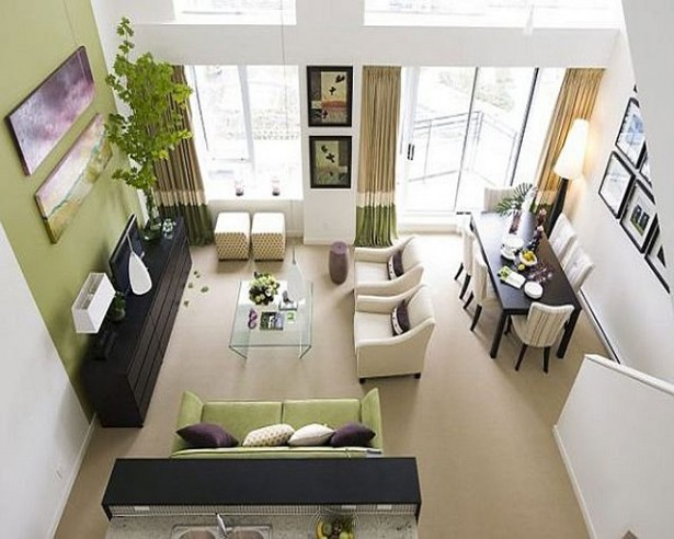 Outstanding Natural Beauty of Colorful Living Room Ideas: Minimalist Outstanding Colorful Natural Beauty Living Room Ideas Naturally Rooms Wooden Floor Accents White Interior Picture Wall Green Plant Decor ~ stevenwardhair.com Design & Decorating Inspiration