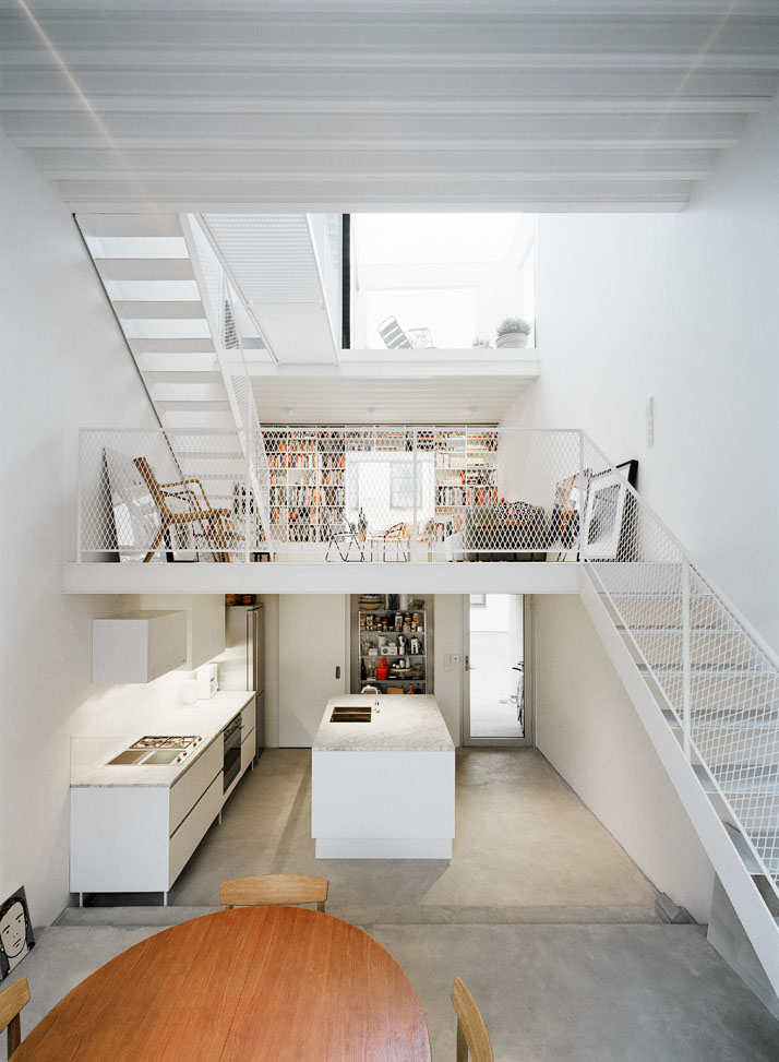 Beautiful Modern Mezzanines Design To Increase Square Footage Inspiring  Ideas Part-2 : Modern Mezzanine