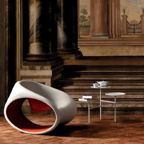 Modern Rocking Chair Design Ideas: Modern Rocking Chair Designed By Ron Arad 2
