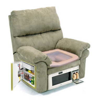 Pictures Of Best Hi-Tech Computer Chair For Gaming : Most Creative Amusing Gaming Chair Design