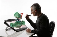 zSpace: New Virtual Holographic Display Tool For Designers And Architects : Objects Appearing In Open Space In Full Color And High Resolution