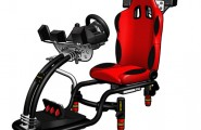 Pictures Of Best Hi-Tech Computer Chair For Gaming : PlayStation DBox Gaming Chair Design