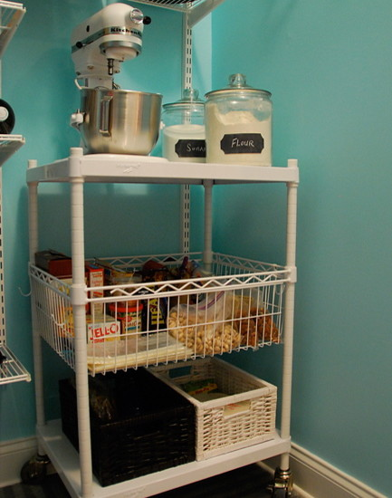 Amusing Rolling Cart For Kitchen: Rolling Cart To Better Utilize The Kitchen At Modern Closet With Baking Station On A Moveable Cart ~ stevenwardhair.com Kitchen Designs Inspiration