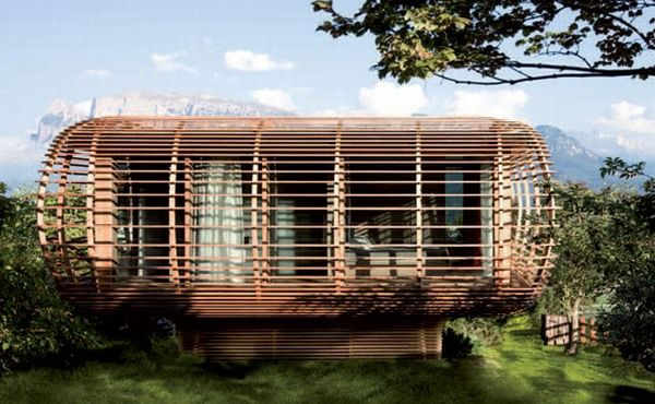 Self Sustainable And Modular House In Italy, FINCUBE : Self Sustainable And Modular House In Italy FINCUBE 2