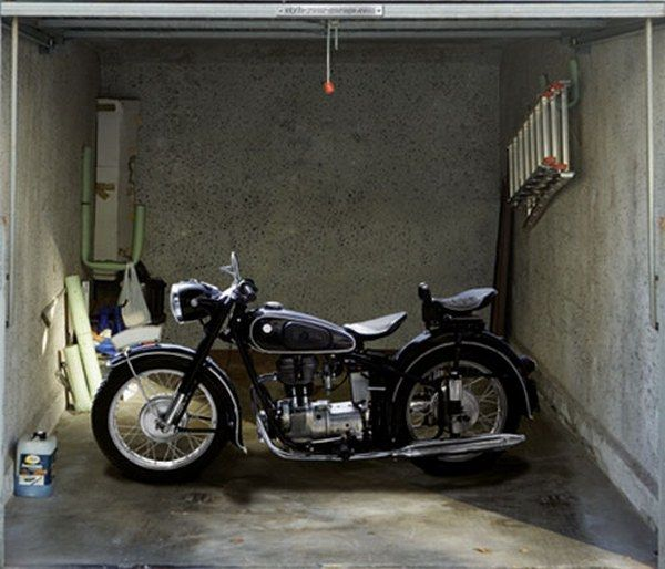 Great Ideas: Garages Door Posters: Single Garage Door Poster Motor Cycle ~ stevenwardhair.com Doors Inspiration
