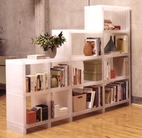 Inspiration Ideas To Save Space For Tiny Room: Smart Storage Decoration Ideas To Save Space With A Traditional Bookcase Decor And Open Shelves Interior With Vases And Laminated Floor Design ~ stevenwardhair.com Bookshelves Inspiration