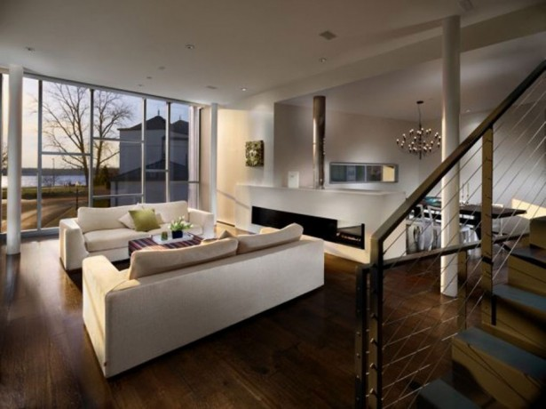 Striking Design Ideas For Up to Date Living Room: Striking Design Ideas For Up To Date Living Room With Interior Design Style With Wooden Floor Design ~ stevenwardhair.com Furniture Inspiration