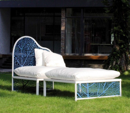 Romantic Garden Furniture And Refined Design: Surprising Garden Furniture And Refined Design With Living Room Decoration Model With Stylish And Comfortable Outdoor Furniture Decoration