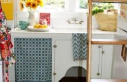 Modern Kitchen Designs for Small Spaces : Tiny Cottage Kitchen1