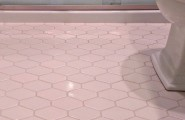 4×12 Subway Tile Designs : Traditional Bathroom With Very Cool Walker Zanger 4x12 Subway Tile