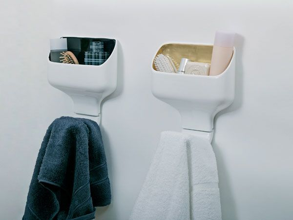 The Most Creative Wall Hook Design: Wall Mounted Ceramic Hook Boxes By Designer Luca Nichetto 2